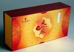天麻包装盒