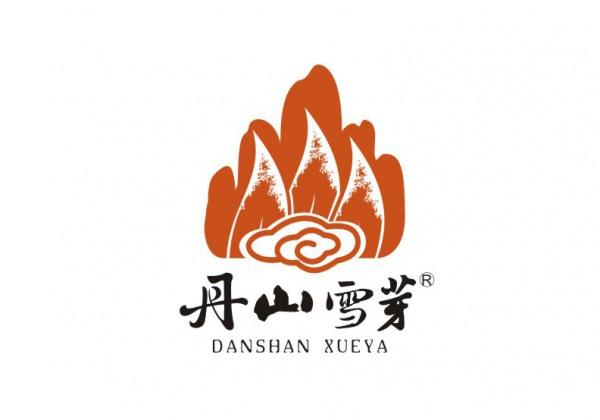 丹山雪芽logo设计
