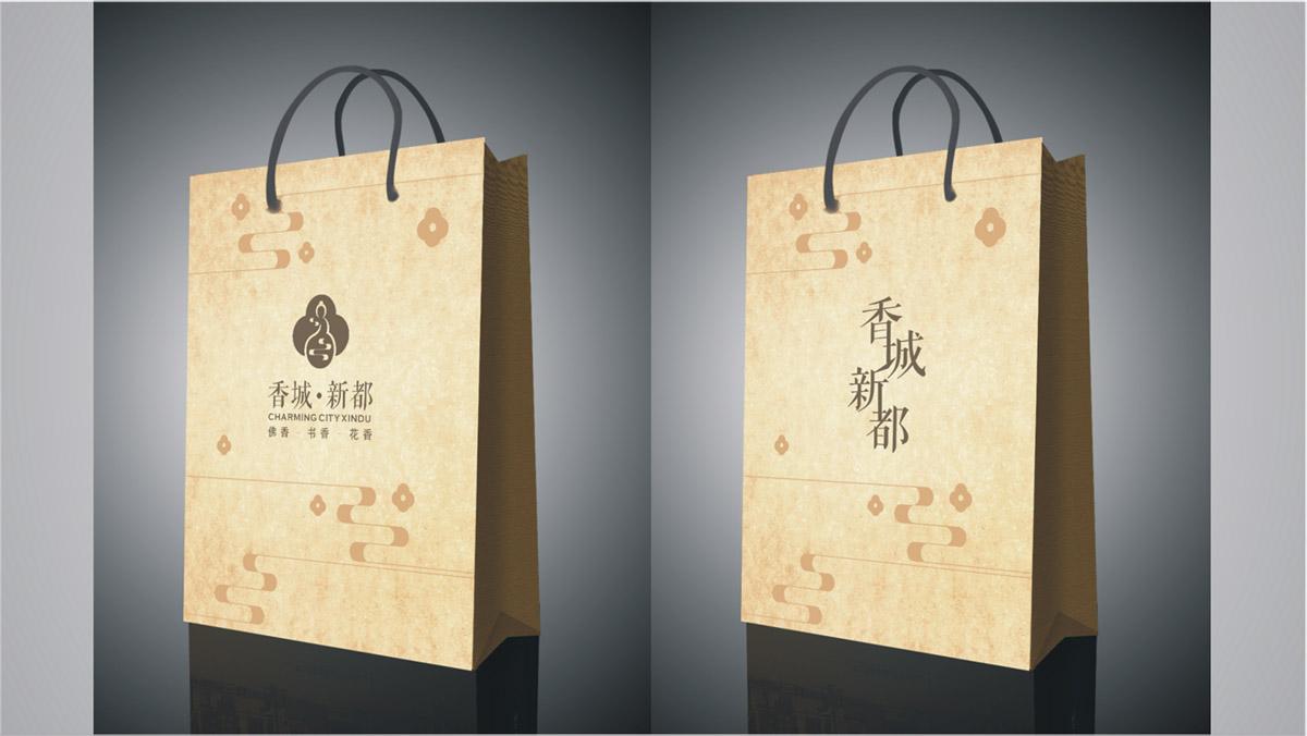 新都城市品牌LOGO设计_成都城市品牌LOGO设计公司_城市形象品牌设计公司