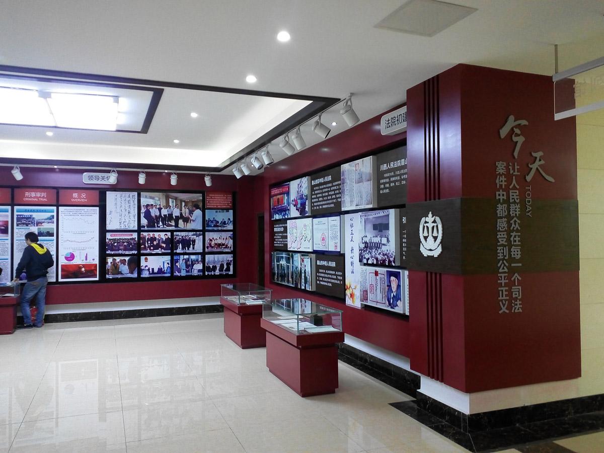 眉山法院文化墙设计_成都法院文化墙设计公司