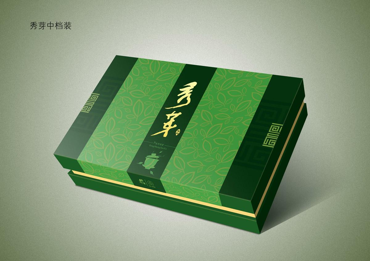 秀芽茶叶包装设计_成都茶叶包装设计公司_成都中档茶叶包装设计_成都高档茶叶包装设计_成都铁盒茶叶包装