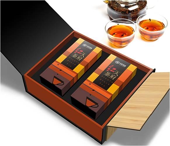 川茶集团茶叶包装设计_成都茶叶包装设计公司_成都茶叶礼盒包装设计