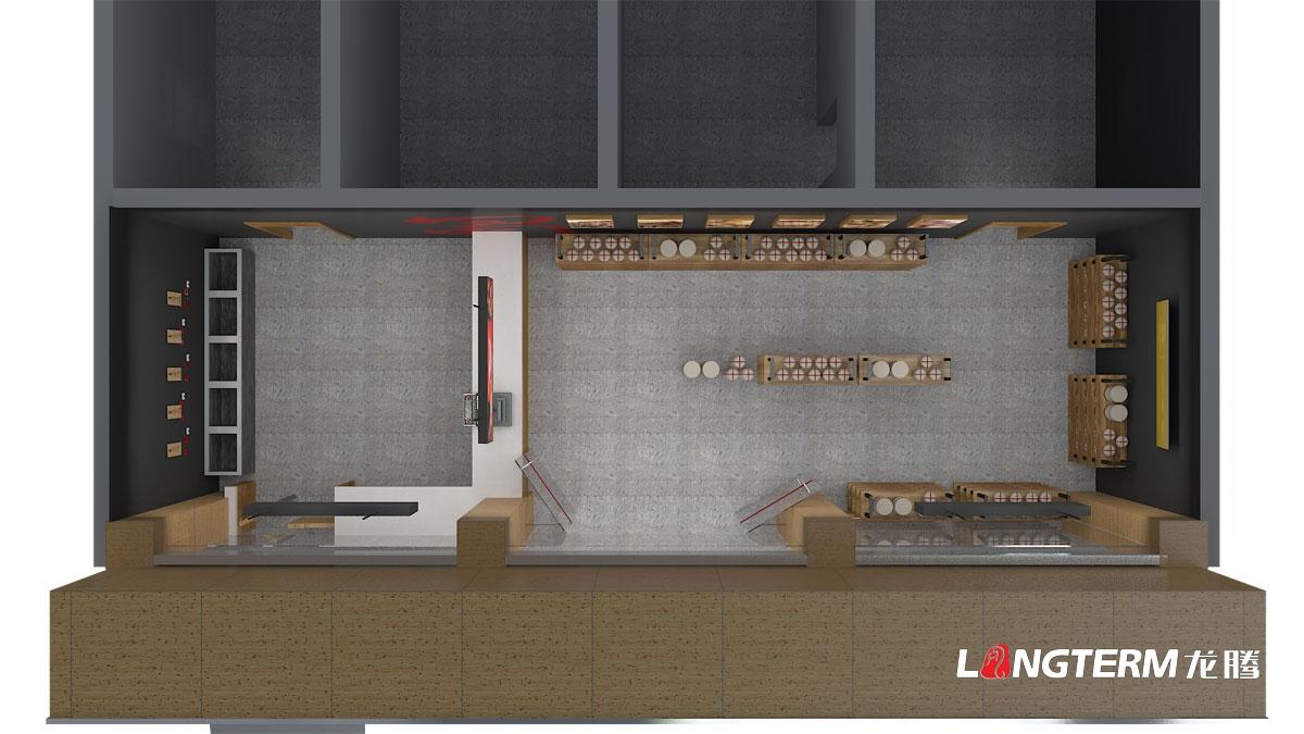 郫县豆瓣旗舰店SI终端品牌形象设计 连锁店铺实体店面品牌统一形象视觉设计
