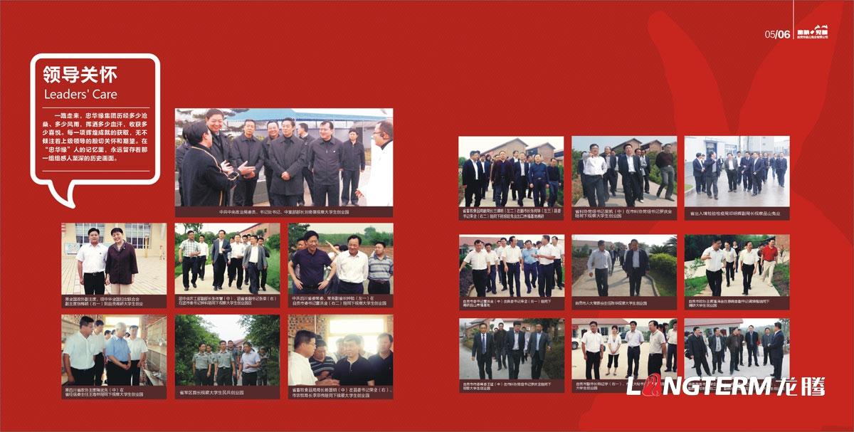 自贡市品山兔业有限公司宣传画册设计|兔业农业养殖业公司企业品牌形象宣传册设计