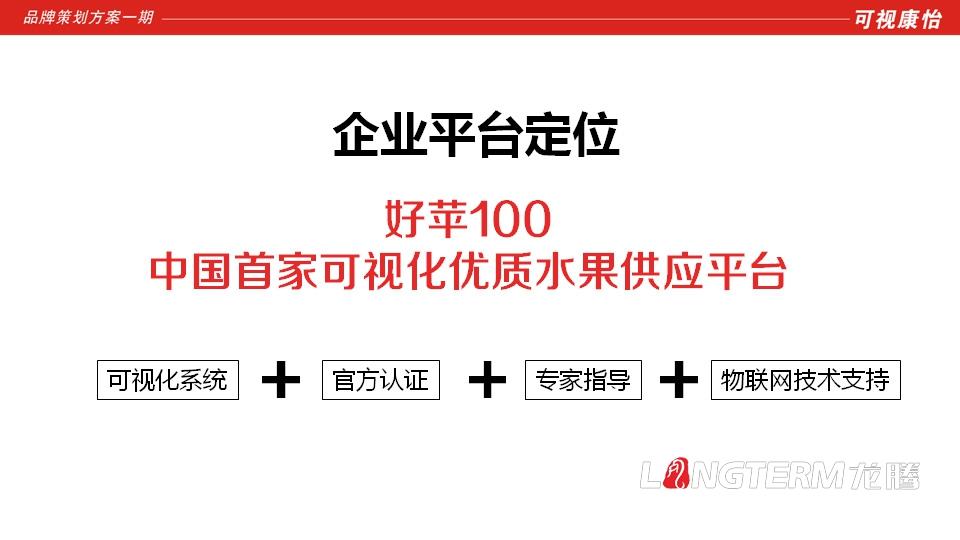 好苹100品牌全案策划|四川成都水果苹果品牌全案营销策划形象设计推广公司