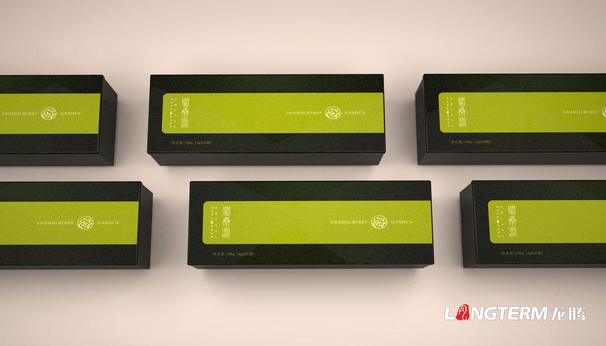 桑葚产品包装袋设计|酵素口服液包装设计|桑葚膏包装盒设计|桑葚干包装袋设计