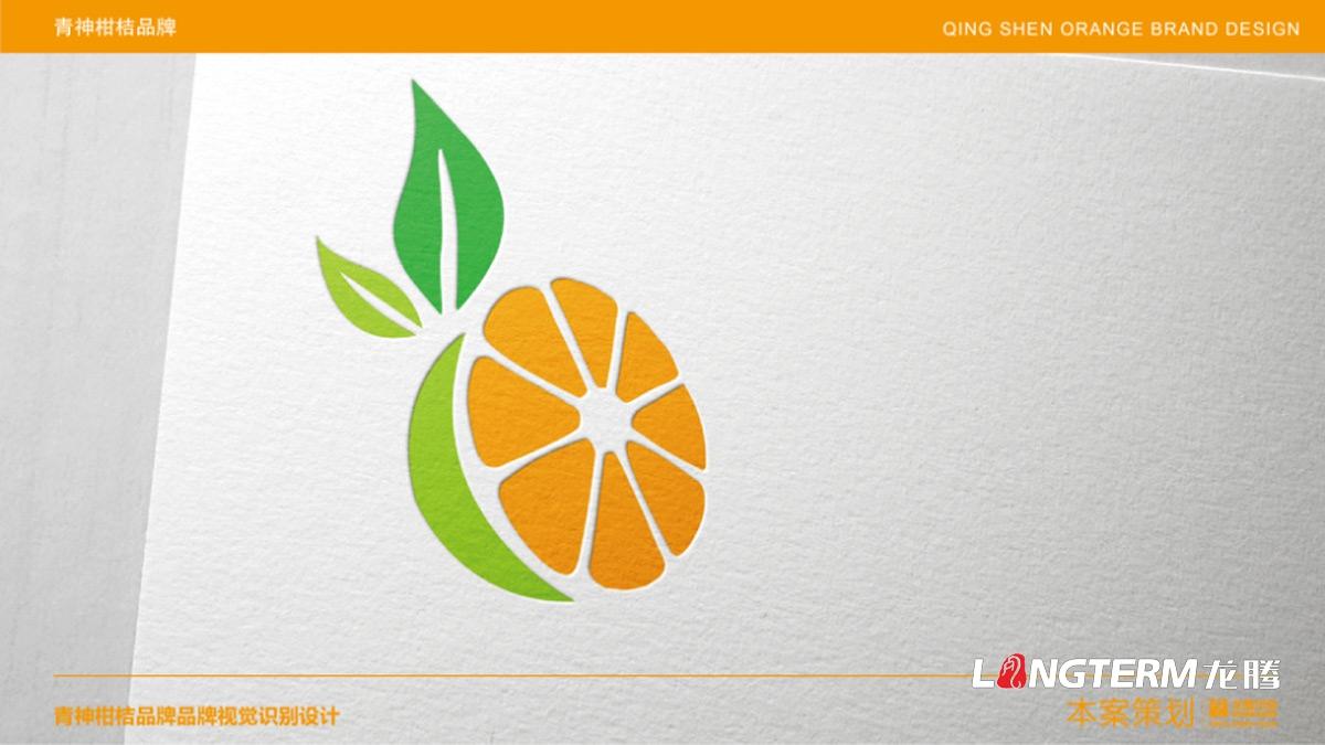 青神品牌策划视觉设计_成都水果品牌策划及形象LOGO标志设计