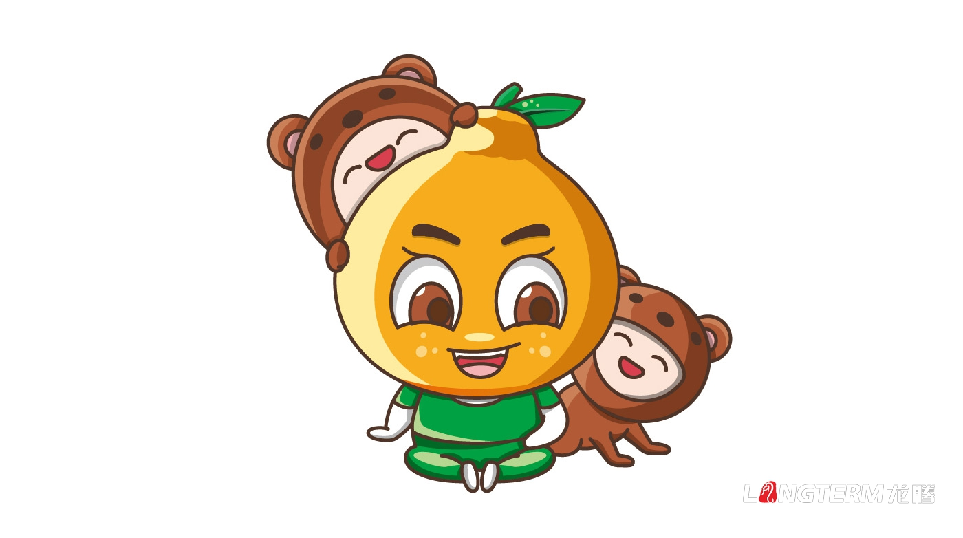 不知火品牌形象升级_丹棱不知火耙耙柑桔橙水果品牌标志LOGO设计