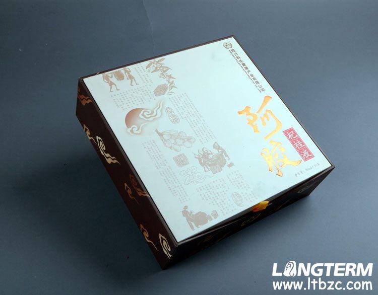 阿胶桂杞包装设计