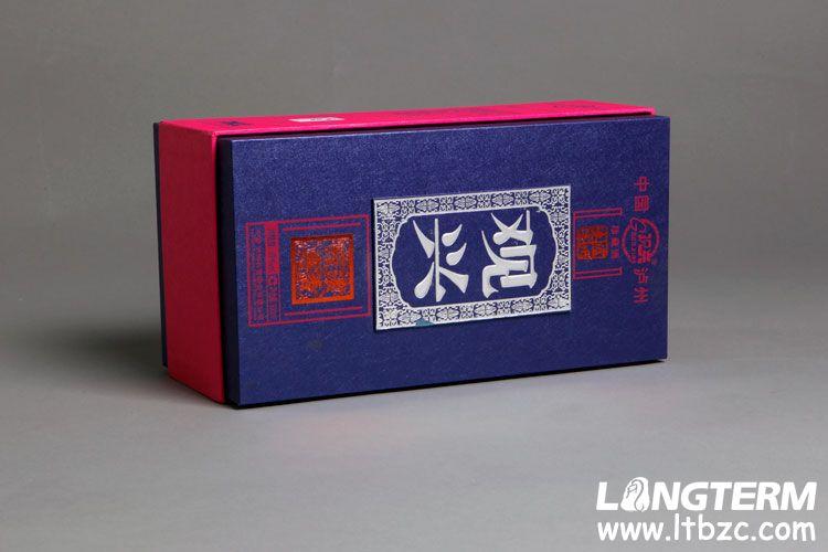 泸州观兴酒包装设计