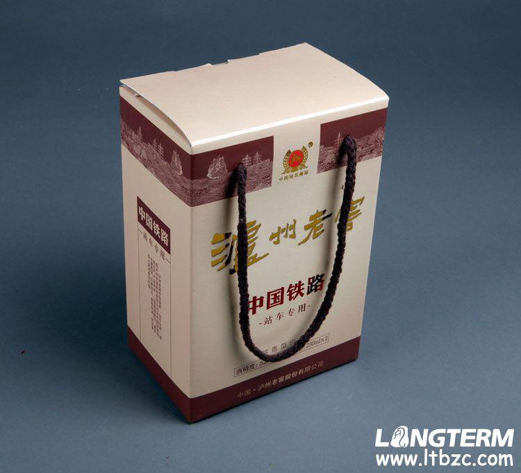 泸州老窖酒包装设计