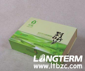 野竹笋 - 餐饮/食品包装设计 - 四川龙腾包装印务有限