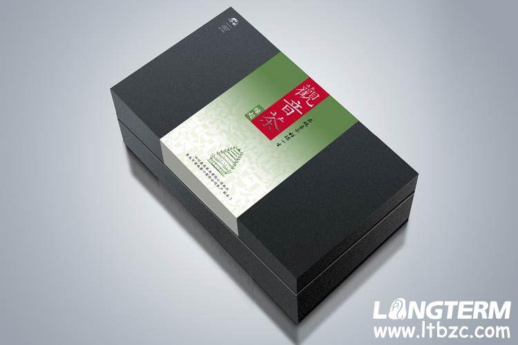 观音茶包装设计图