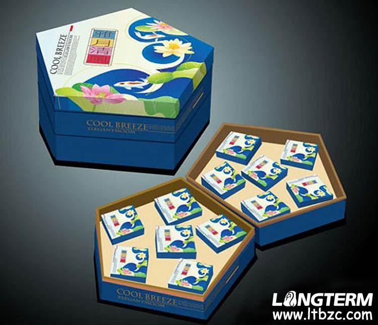 创意月饼包装盒设计欣赏