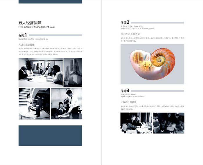 金博大招商手册 - 宣传册/内刊/画册设计 - 四川龙腾