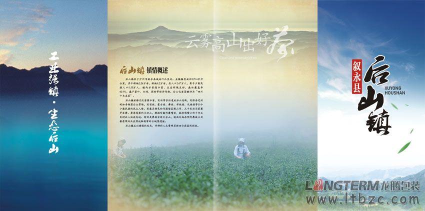 四川形象宣传海报